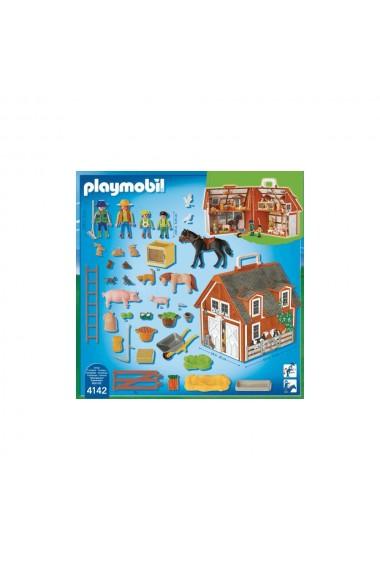 Set mobil Ferma Playmobil Country