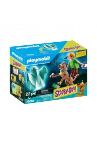 Shaggy cu fantoma Playmobil Scooby Doo