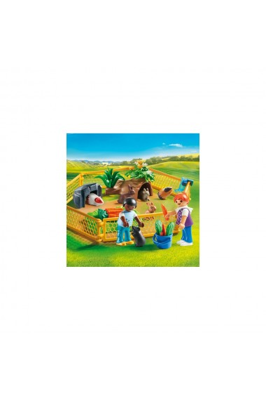 Tarc cu animalute Playmobil Country