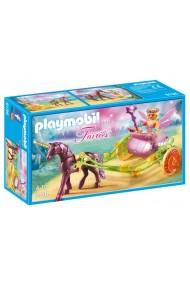 Trasura cu Unicorn si Zane Playmobil Fairies