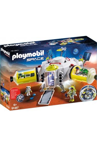Statie spatiala Playmobil Space
