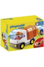 Camion de deseuri Playmobil 1.2.3