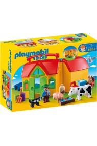 Ferma set mobil Playmobil 1.2.3