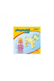 Printesa cu unicorn Playmobil 1.2.3