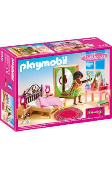 Dormitorul Playmobil Doll House