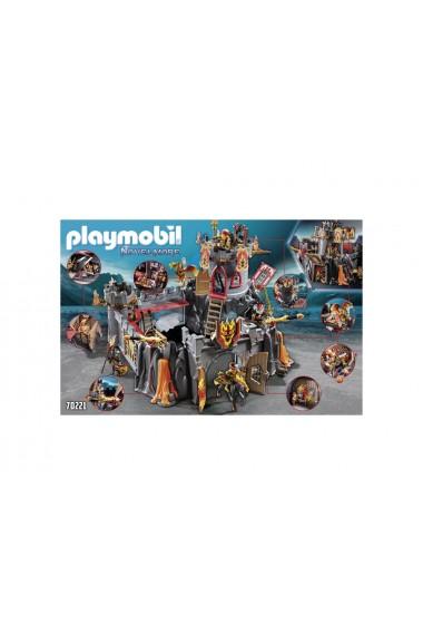 Fortareata banditilor Playmobil Novelmore