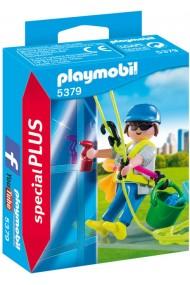 Curatator de geamuri Playmobil