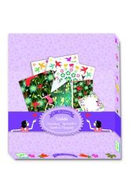 Agenda personalizata Violette Djeco