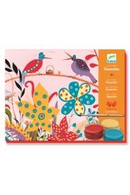 Atelier creativ de pictura Sacha Garden Djeco