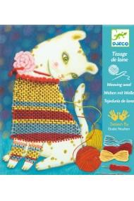Atelier de tesut haina pisicutei Djeco