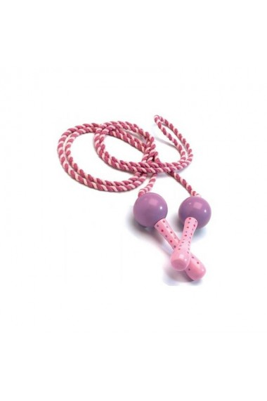 Coarda de sarit fetite roz Rosita Djeco