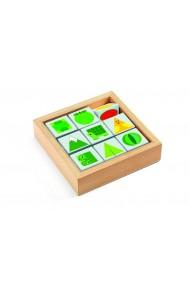 Cuburi rotative tribasic Djeco