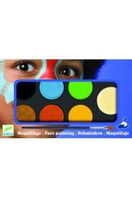Culori make-up non alergice natur Djeco