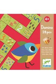 Joc Domino numere Djeco
