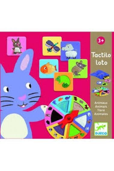 Joc Tactilo loto Djeco