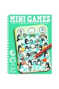 Mini games diferente personaj Djeco