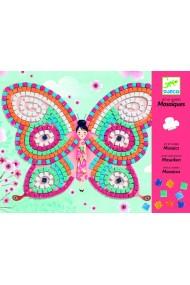 Mozaic joc creativ fluturi Djeco