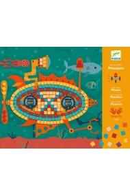 Mozaic joc creativ La volan Djeco