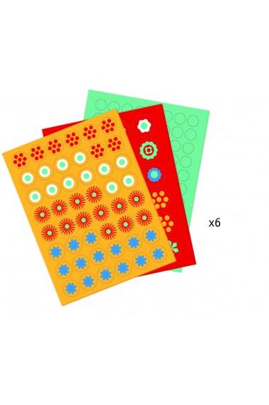 Mozaic joc creativ Milfiori Djeco
