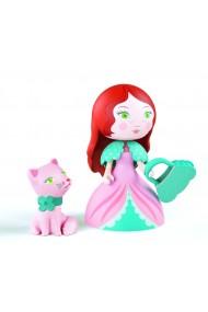 Printesa Rosa si pisicuta Djeco