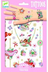 Tatuaje copii bijuterii Djeco