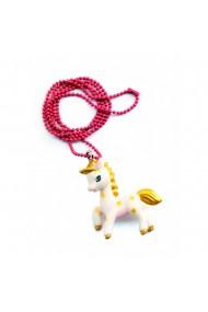 Lantisor cu pandantiv unicorn Djeco