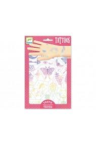 Tatuaje copii simboluri Djeco