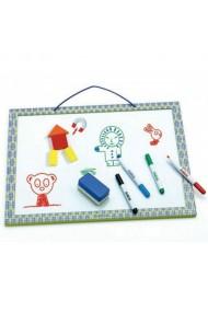 Tabla magnetica (whiteboard) Djeco