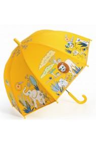 Umbrela copii colorata Savana Djeco