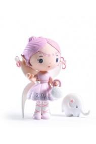 Printesa roz Elfe si Bolero Djeco