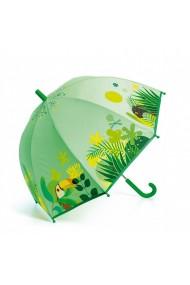 Umbrela copii colorata jungla Djeco
