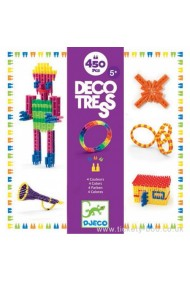 Joc de construit Deco Trees Djeco