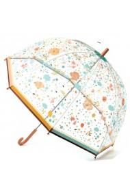 Umbrela pentru adulti flori colorate Djeco
