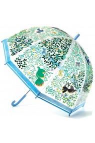 Umbrela pentru adulti flori si pasari Djeco