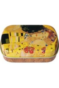 Cutiuta metalica The Kiss Klimt Fridolin