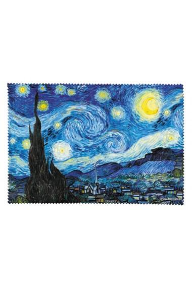Etui ochelari cu textil si protectie Van Gogh Fridolin
