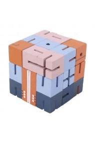 Joc logic 3D puzzle Boy albastru Fridolin