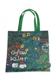 Sacosa Klimt Farm gradina cu flori Fridolin