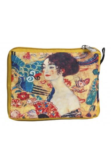 Sacosa textil Klimt Fridolin