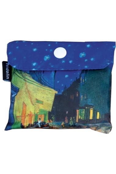 Sacosa textil Van Gogh Cafe de nuit Fridolin