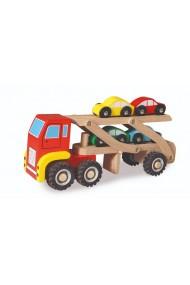 Camion cu masini Egmont Toys