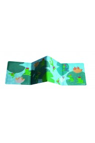 Carte pentru baita bebe broscute Egmont