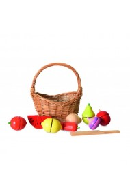 Cos cu fructe de feliat Egmont Toys