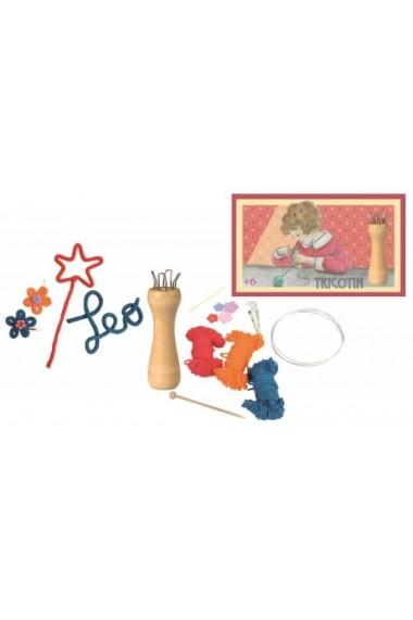 Joc creativ Tricotin Egmont Toys