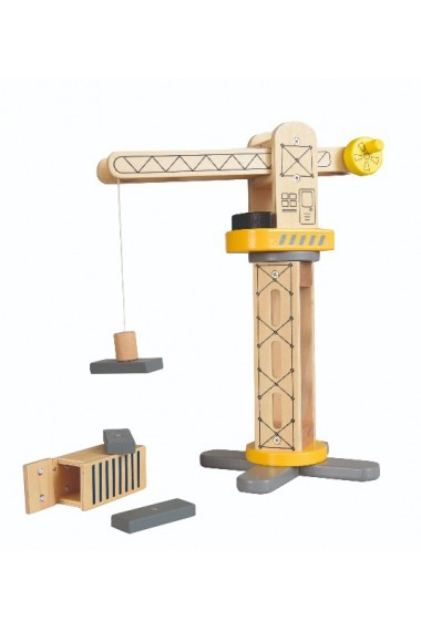 Macara din lemn Egmont Toys