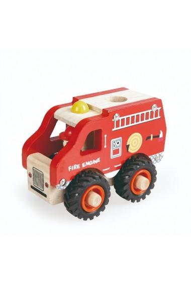 Masina de pompieri Egmont Toys