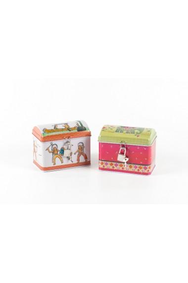Pusculita pentru copii cu indieni Egmont Toys