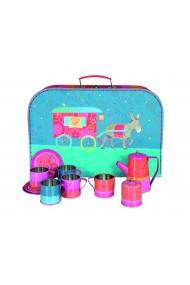 Set ceai in valiza Egmont Toys