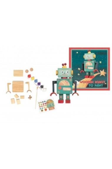 Set de pictat Robot Egmont Toys