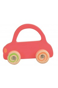 Masinuta lemn rosie Egmont Toys
